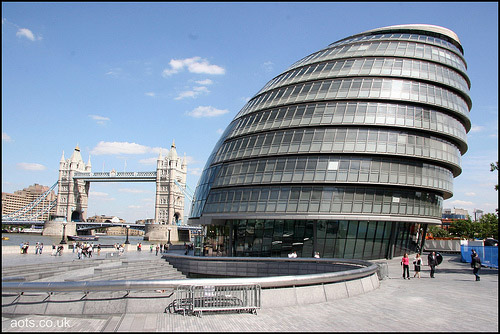 GLA Greater London Assembly Building