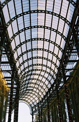 Hays  Galleria roof