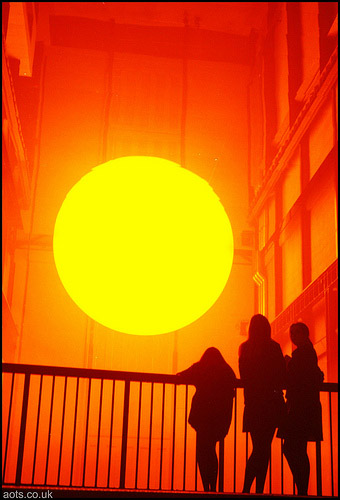 Olafur Eliasson _ The Weather Project