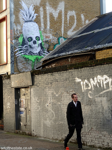 Ludo, Pineapple Skull, Sclater Street