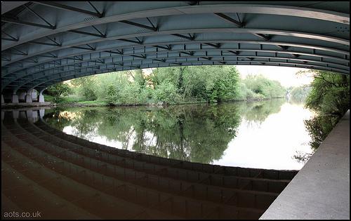 M4 Road Bridge over the River Thames