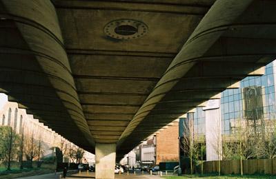 Elevated Motorway, London