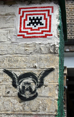 Nick Walker Space Invader