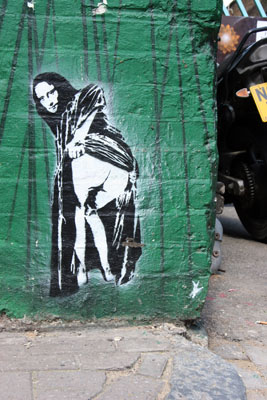 Nick Walker Mona Lisa