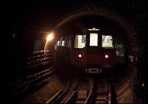 Northern Line Underground Train