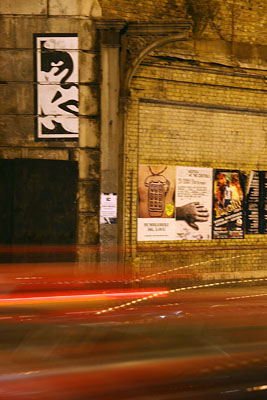 Shepard Fairey street art