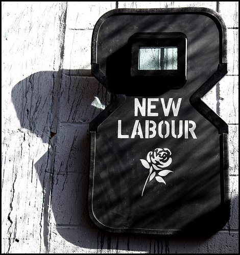 War Boutique 'New Labour'