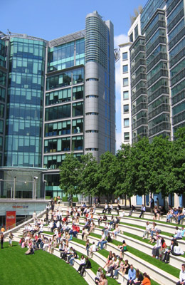 Sheldon Square, Paddington Central