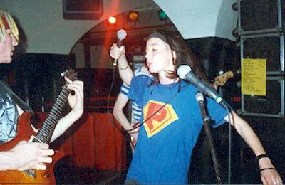 Pullermann punk band aus Deutschland