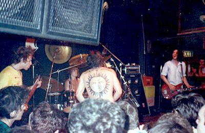 Henry Rollins Band at the Mean Fiddler