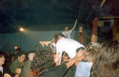hardcore crowd, william morris club wimbledon