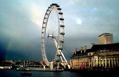 BA London eye image
