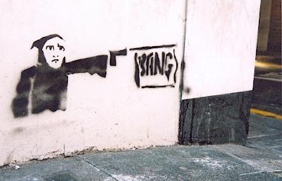 Bang Stencil