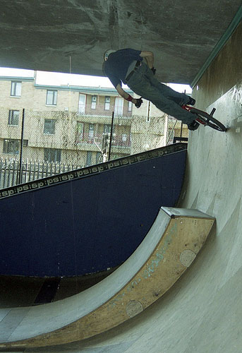 Playstation skate park