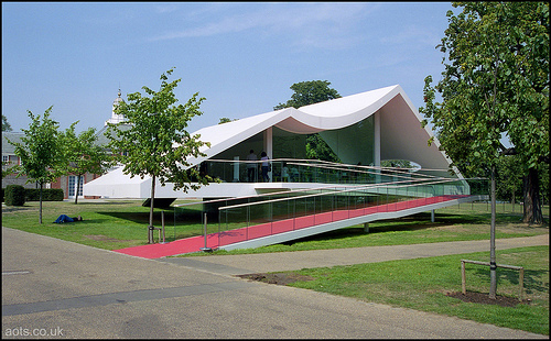 Serpentine Gallery Pavilion 2003, Hyde Park, London