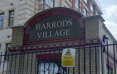 Harrods Village