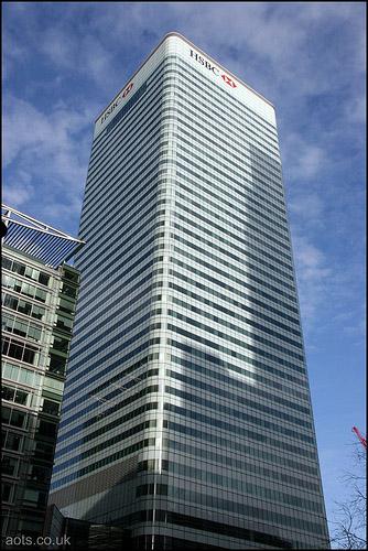 HSBC Canary Wharf