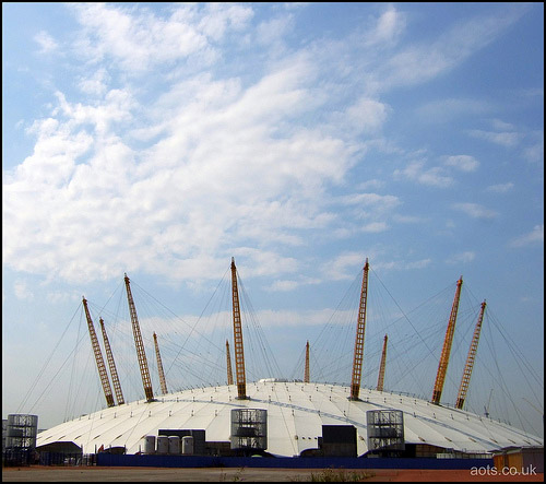 Millennium Dome – art of the state archive