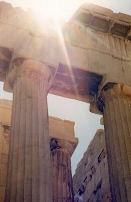 Acropolis sunrise, Athens