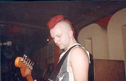Egghead from the Exploited