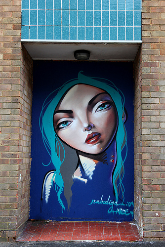 Rabodiga graffiti