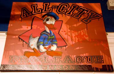Santa's Ghetto 2005 _ All City Pro League