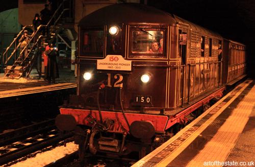Sarah Siddons Locomotive