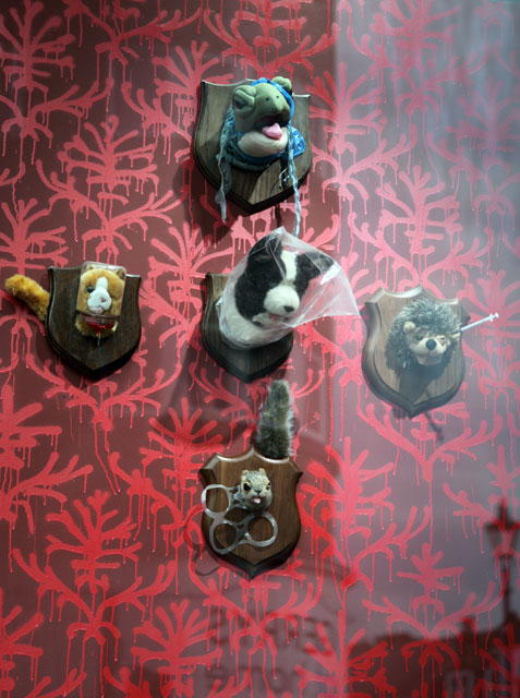 Banksy Soft Toys