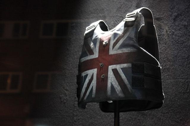Banksy Stormzy vest