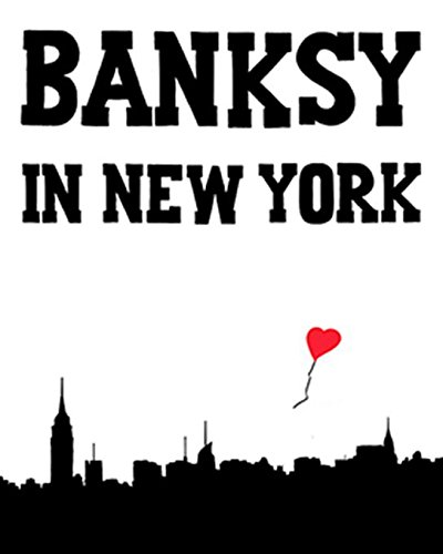 Banksy In New York book