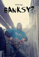 Stealing Banksy book