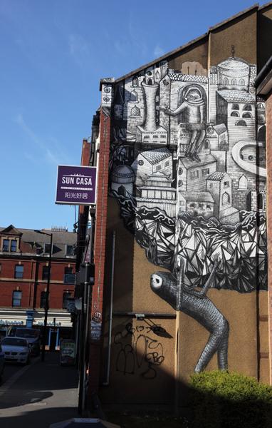 Phlegm in Sheffield