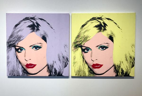 Andy Warhol - Debbie Harry