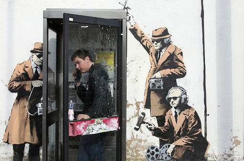 Banksy faq