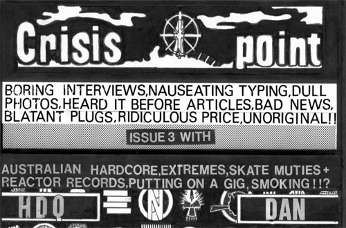 Punk Fanzines
