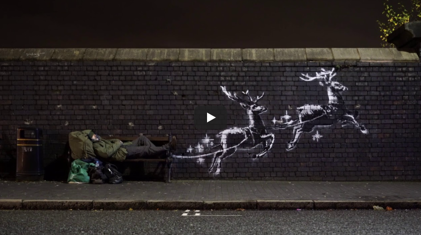 Banksyfilm youtube channel