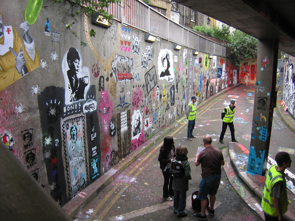 Cans Festival - free for all area