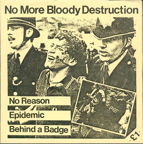 No More Bloody Destruction