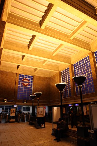 Northfields Station Interior