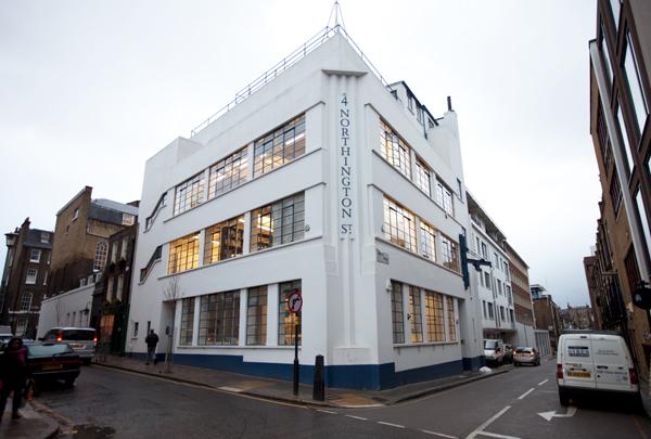 Northington Street Art Deco