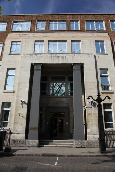 Pelham Street Art Deco