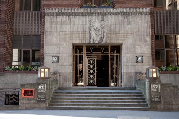 Prescot street Art Deco