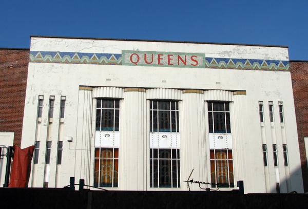 Queens Building Bayswater