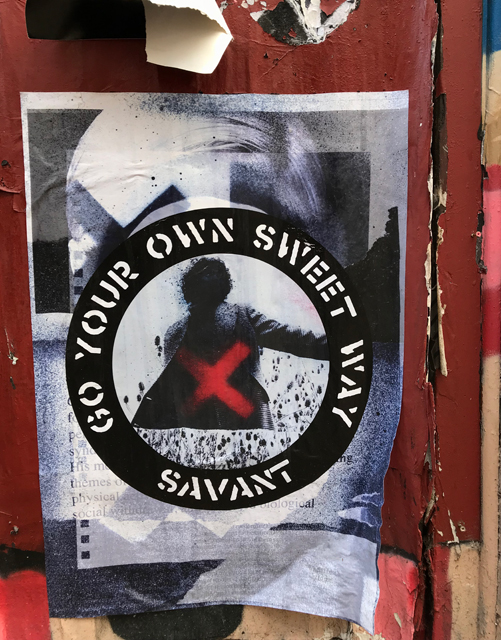 Go Your Own Sweet Way - Savant