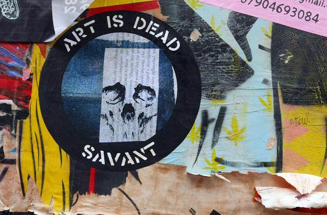 Art is Dead - Savant