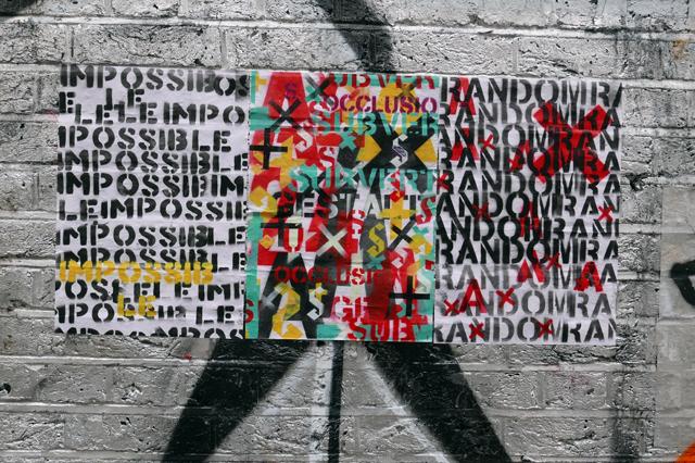 Savant street art