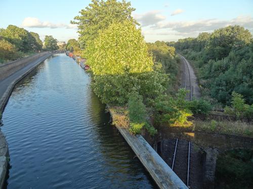 Three bridges Southall