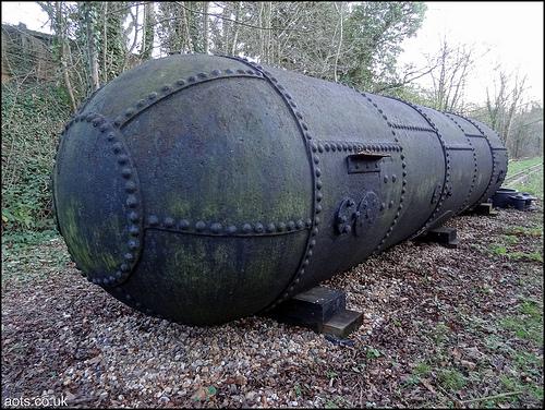 Brunel pressure vessel