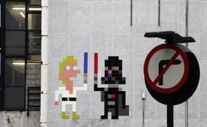 Invader Star Wars