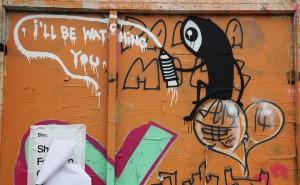 Noriaki street art